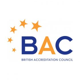 The British Accreditation Council Logo