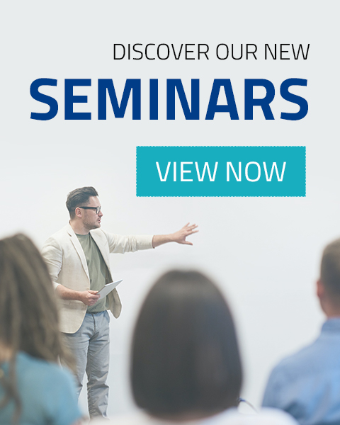 View our new Seminars